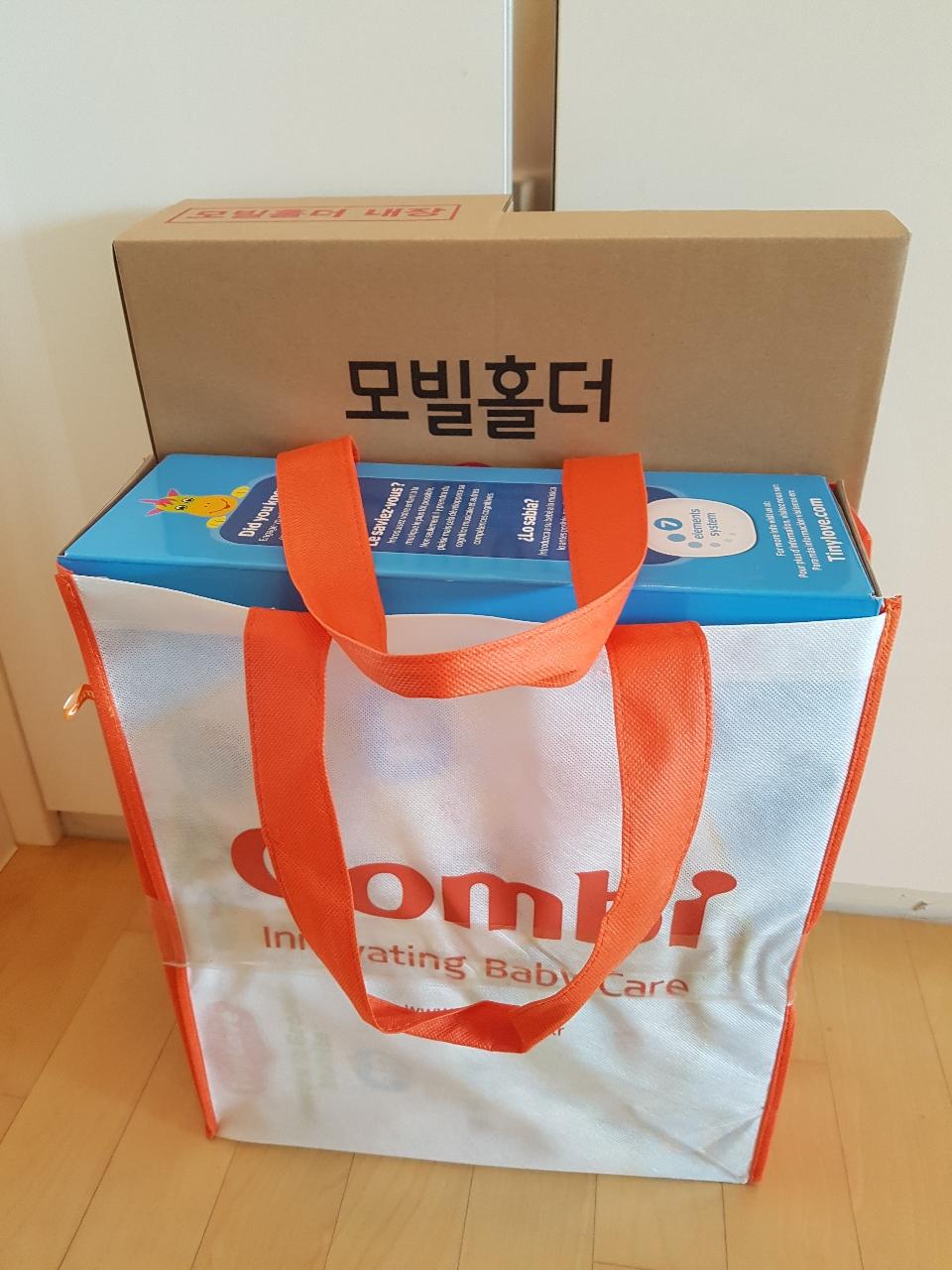 타이니 러브 모빌 미개봉 새상품 흑백포함