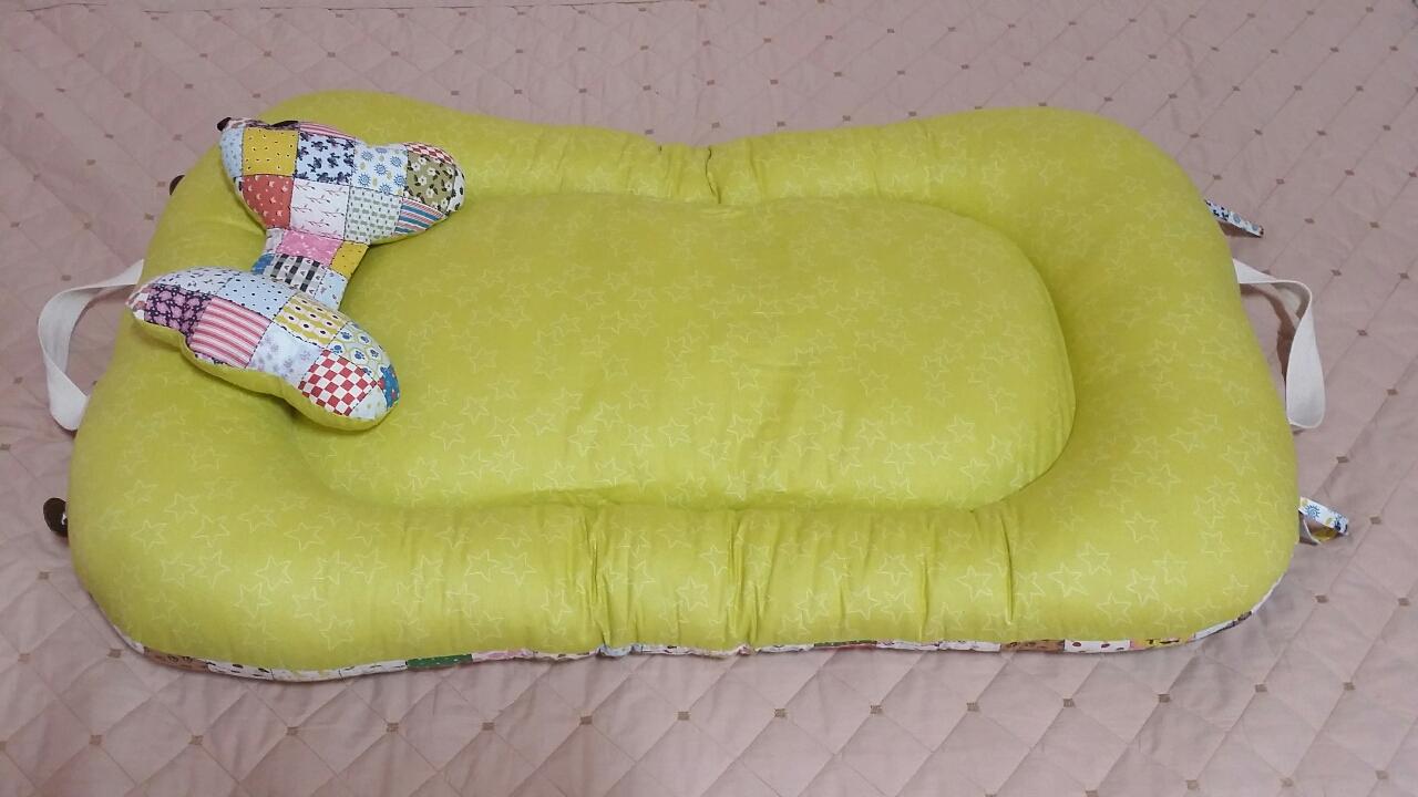 유아 땅콩침대 / 보트침대 / 휴대용 침대