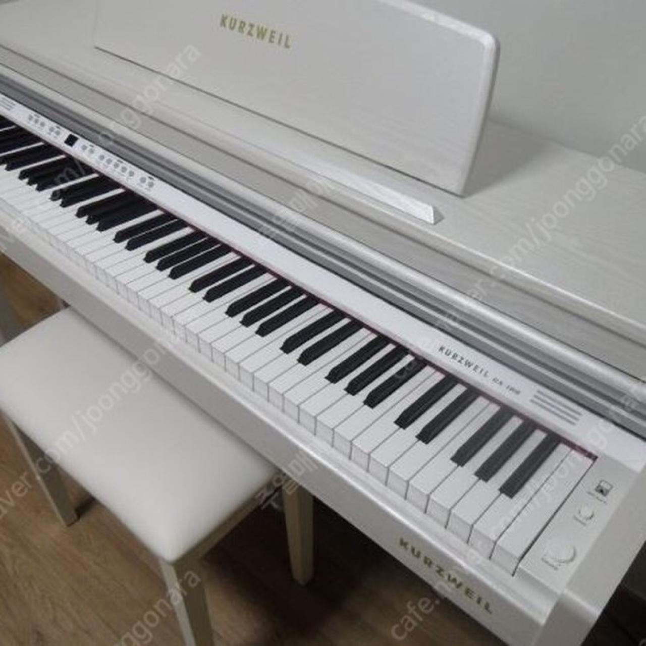 디지털피아노 커즈와일 ca-100 깨끗한상품 급처합니다