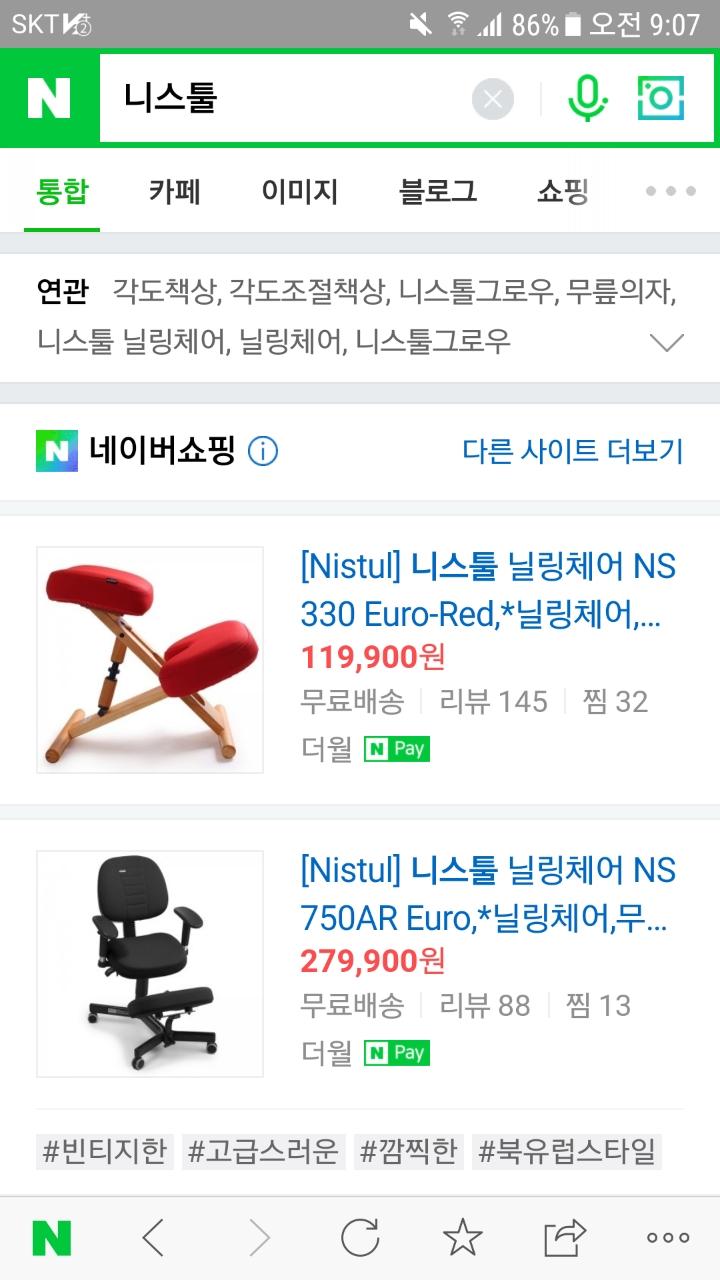 공부 의자, 컴퓨터 의자, 니스툴, 체형교정 의자, 허리 교정 의자, 학생 의자