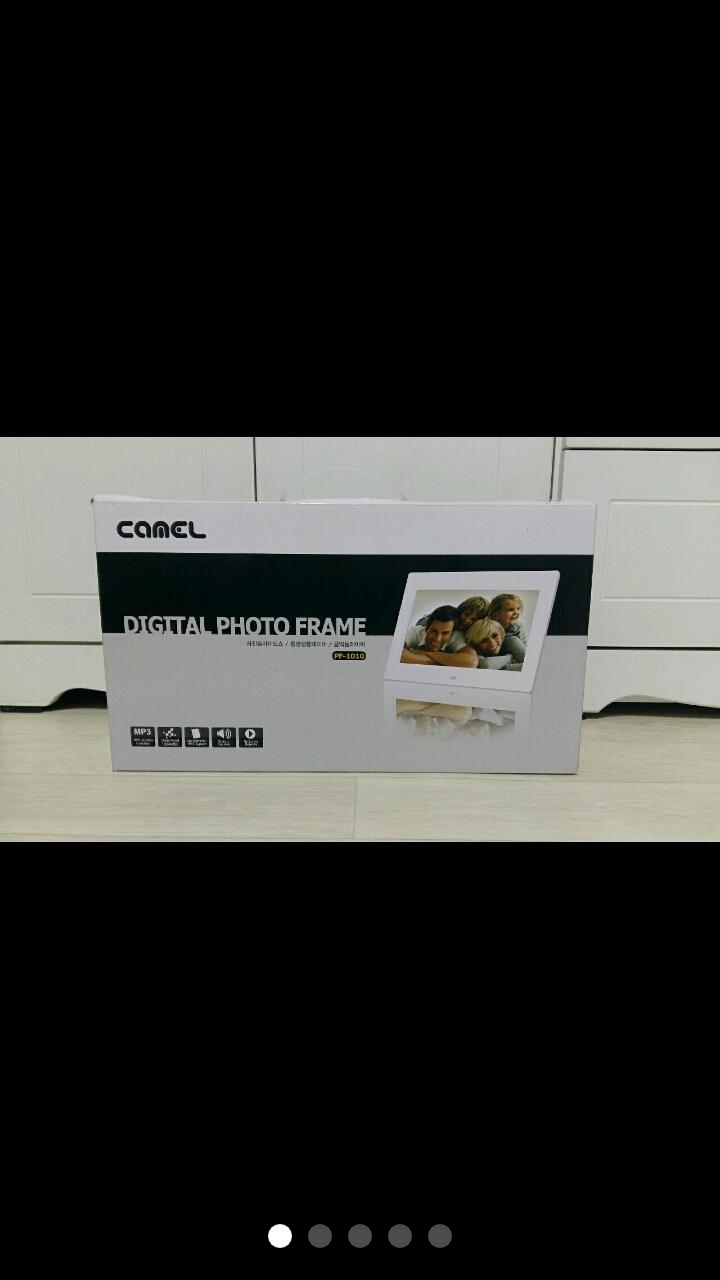 (새상품) 디지털액자 및 음악 동영상 가능