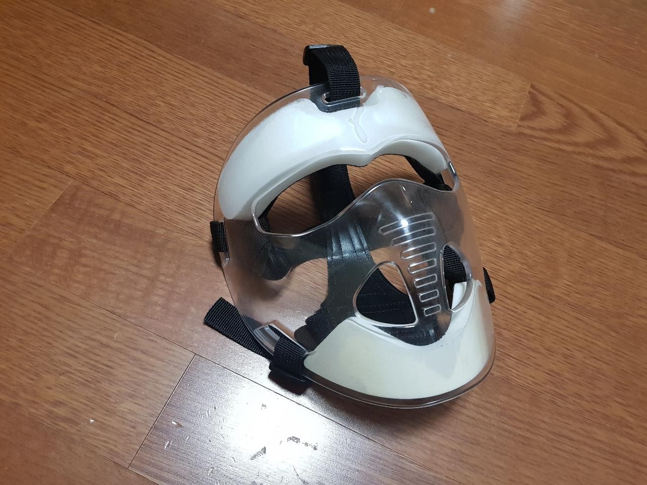 [야구 / 보호장비]골드 프로스타일 아동용 안면 보호대