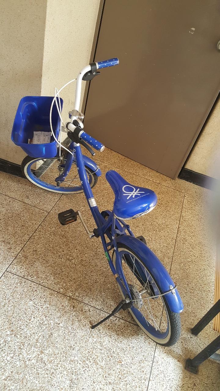 어린이 자전거