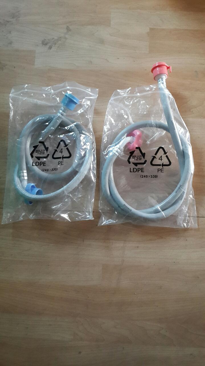 세탁기 급수 호스(가격내림)