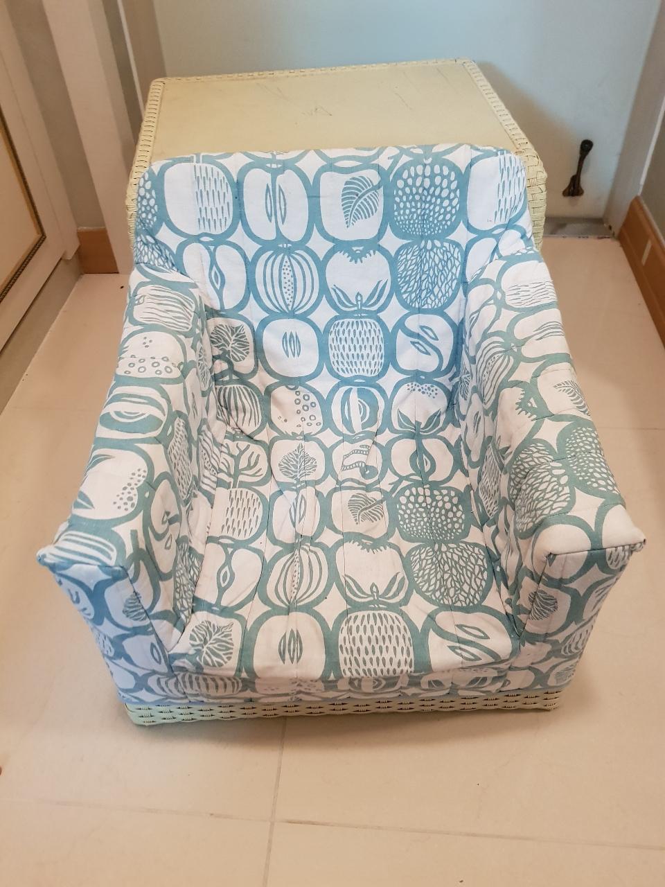 유아의자, 의자커버