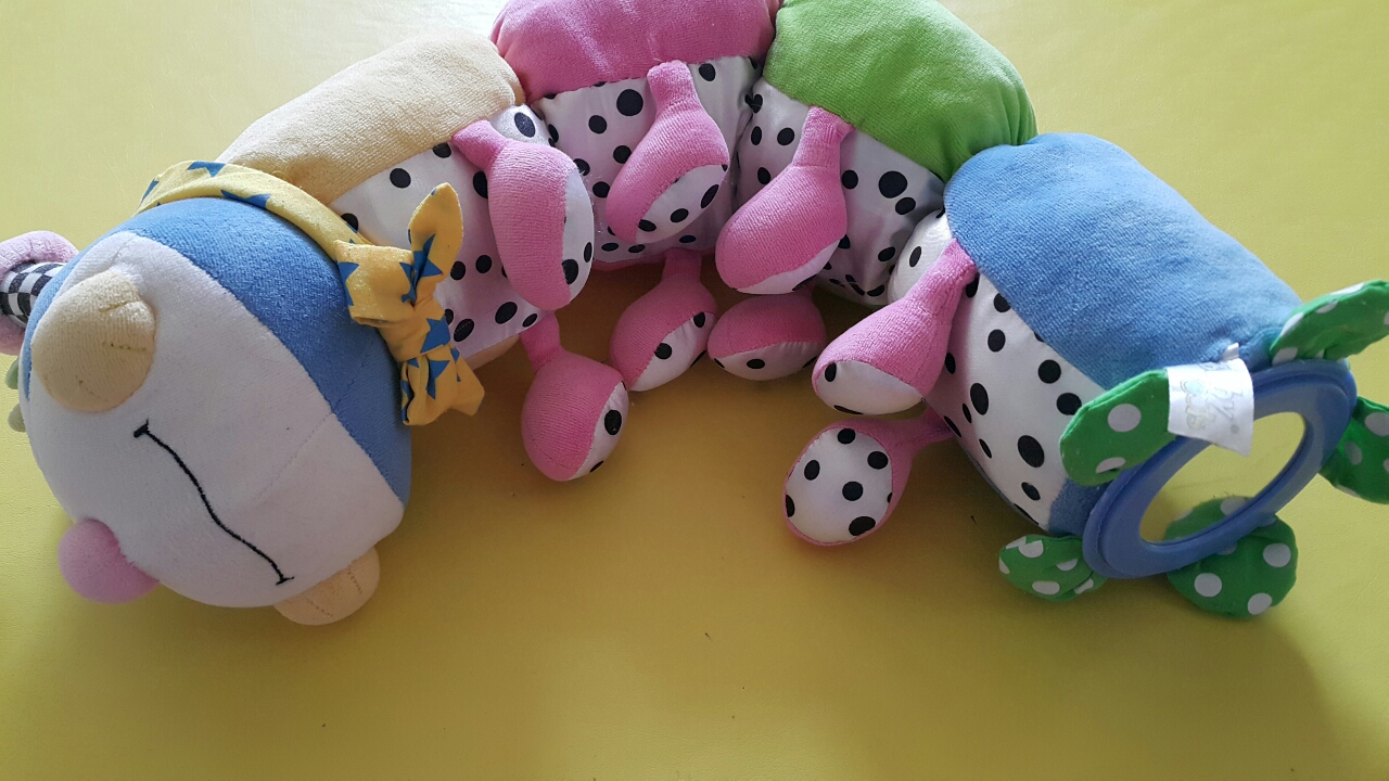 오감발달 장난감