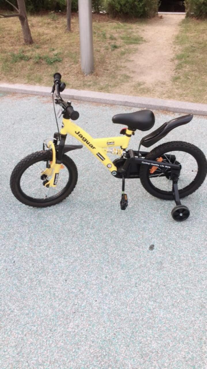 조코 재규어 유아자전거