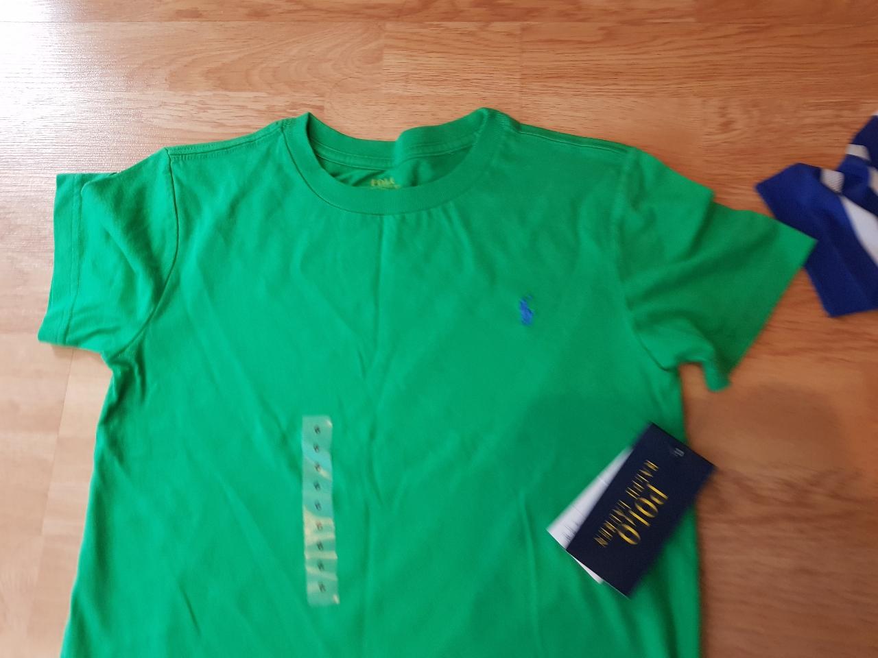 폴로 6T 사이즈 새상품 티셔츠