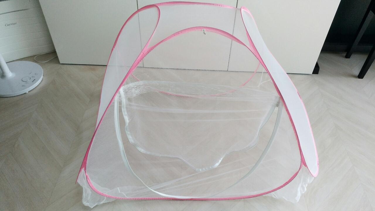 휴대용 모기장(90×110)
