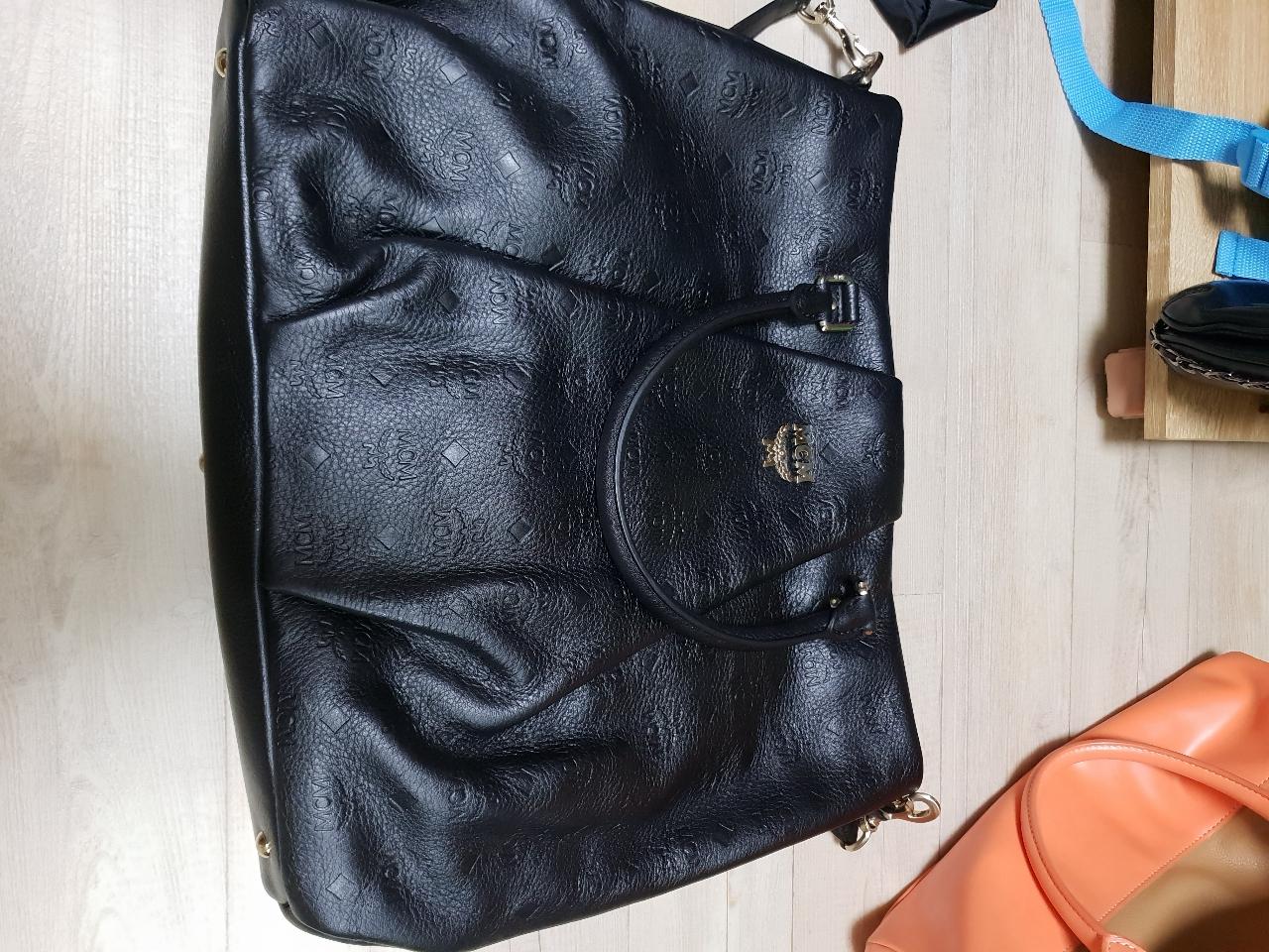 MCM 가방. 서류가방. 핸드백. 숄더백. 마지막 가격내림 명품백