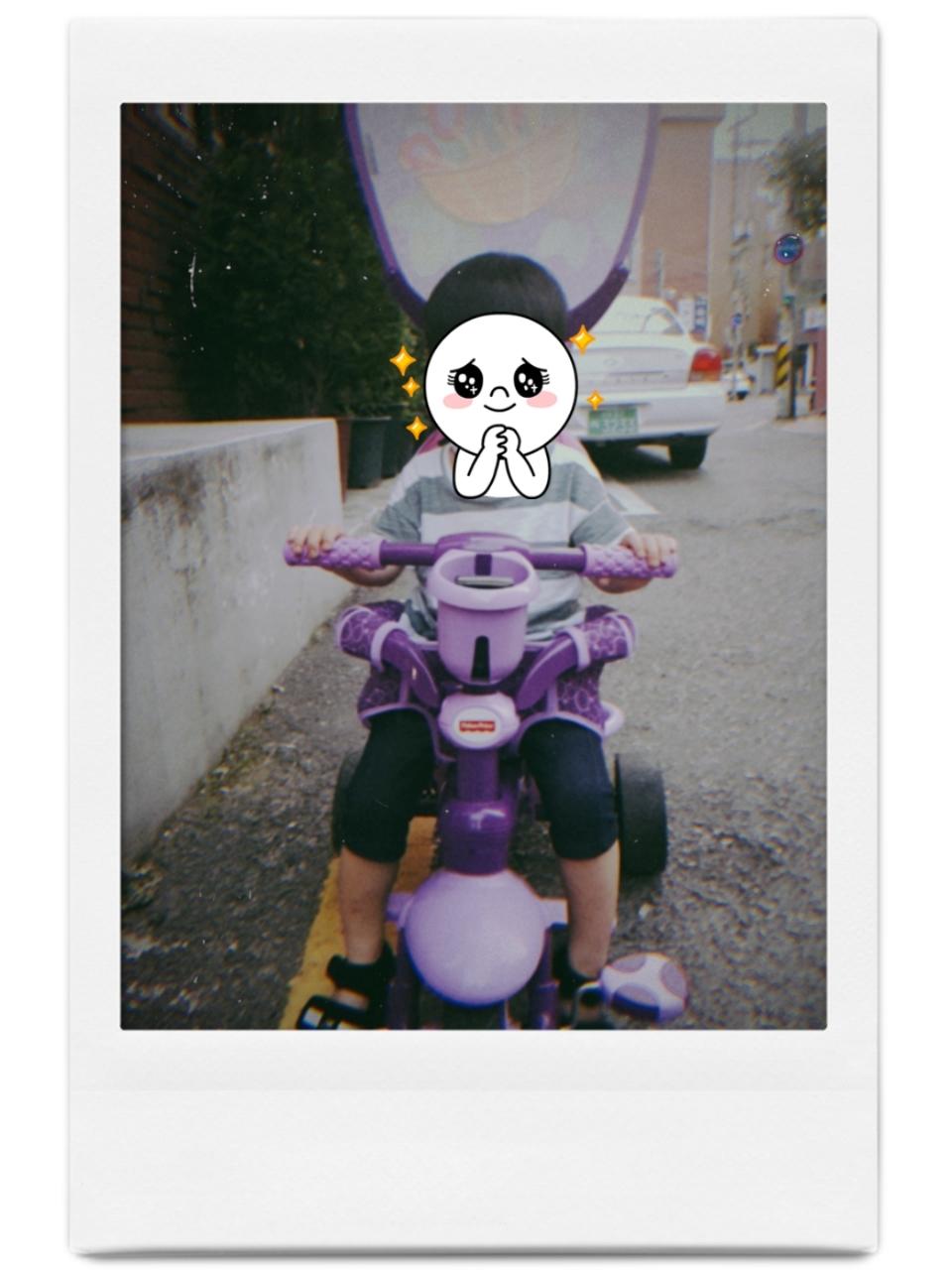 유아 자전거 팝니다~