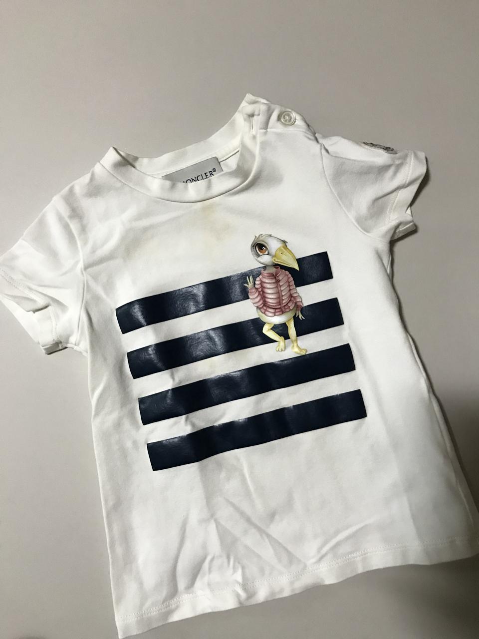 몽클레어 12m 티셔츠
