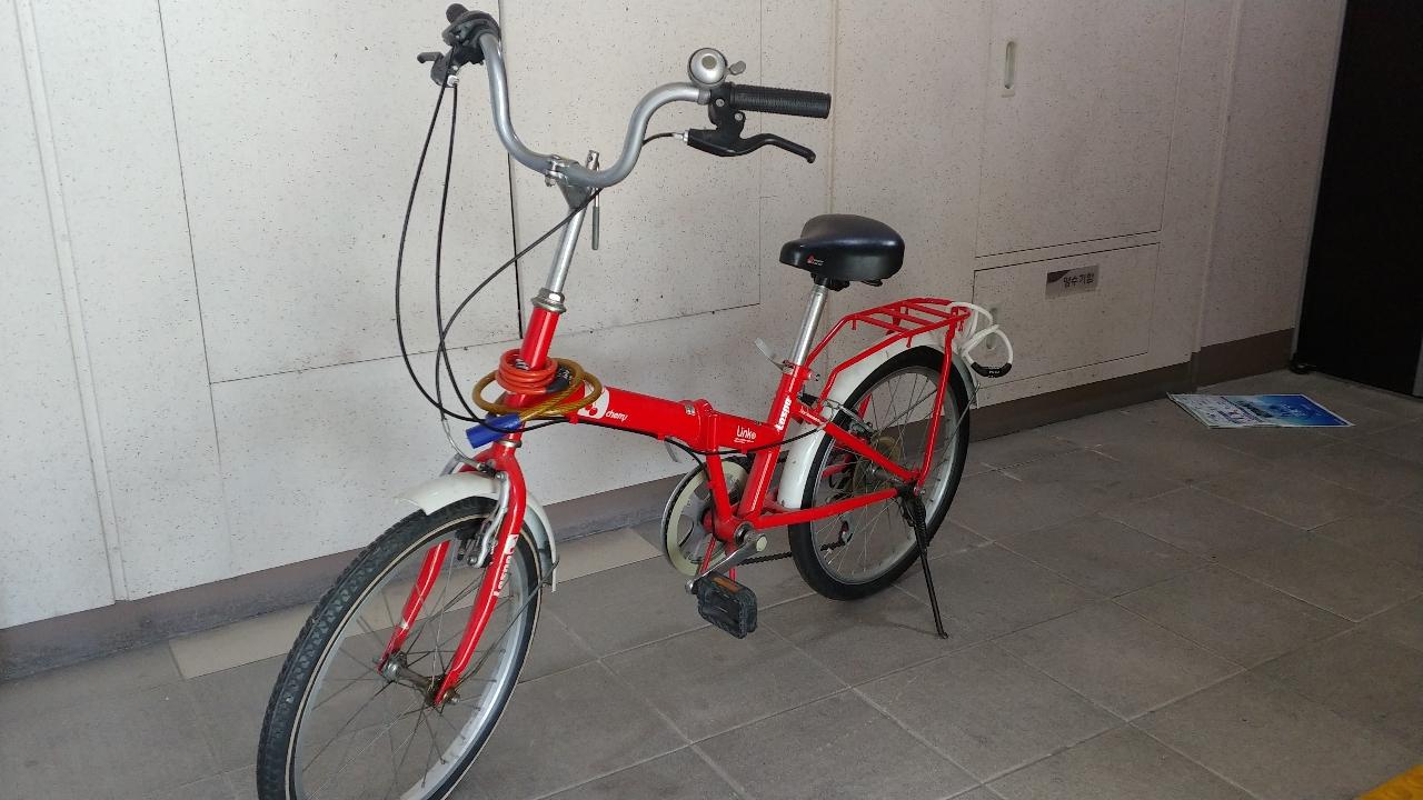 자전거 판매합니다.