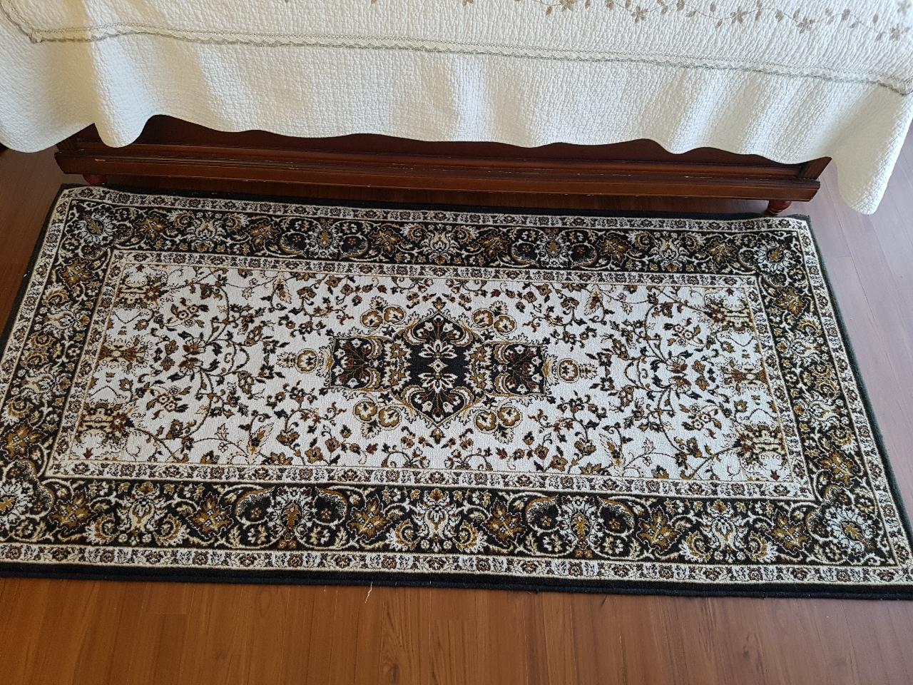 고급 양모카펫 (100×200)