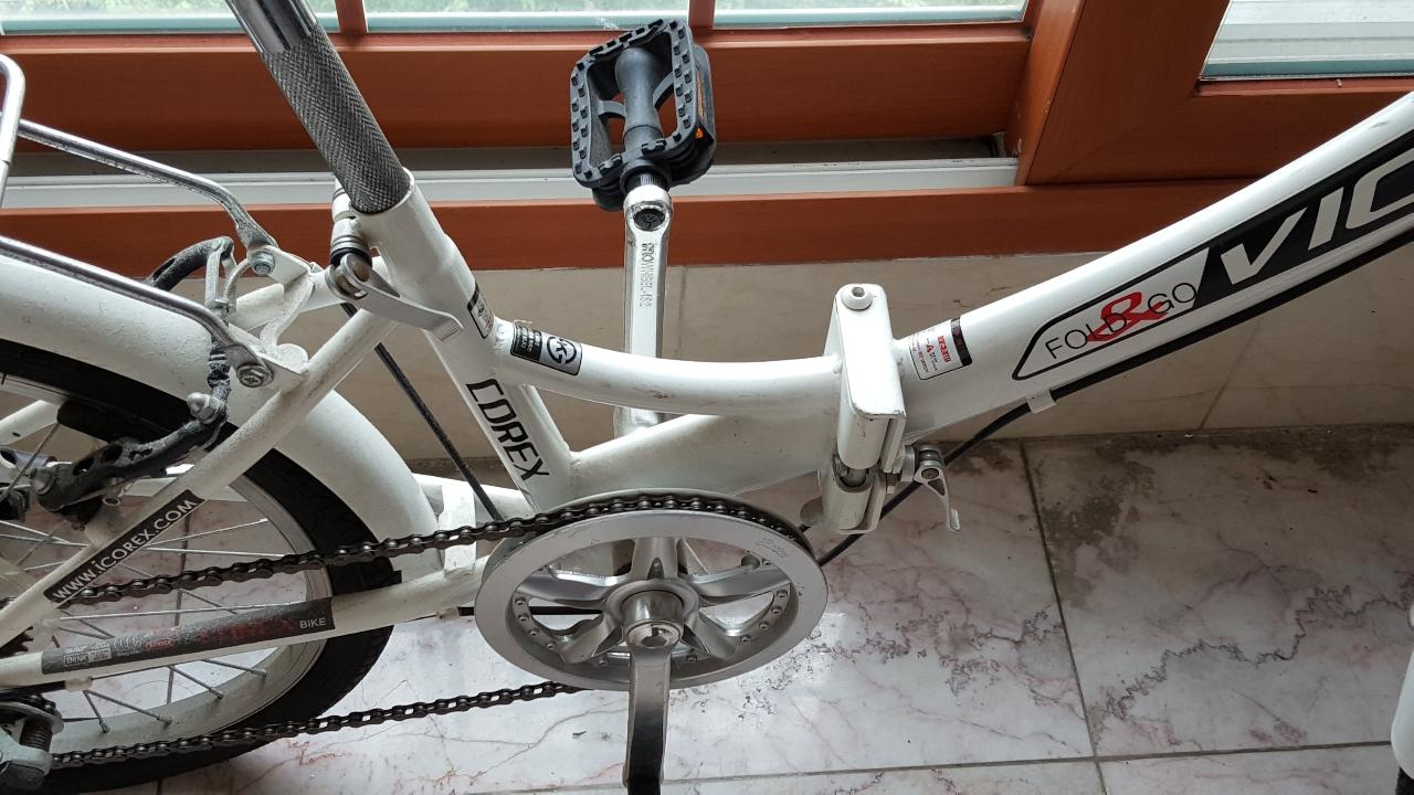코액스 알톤 고급자전거 판매 ㅡ가격인하