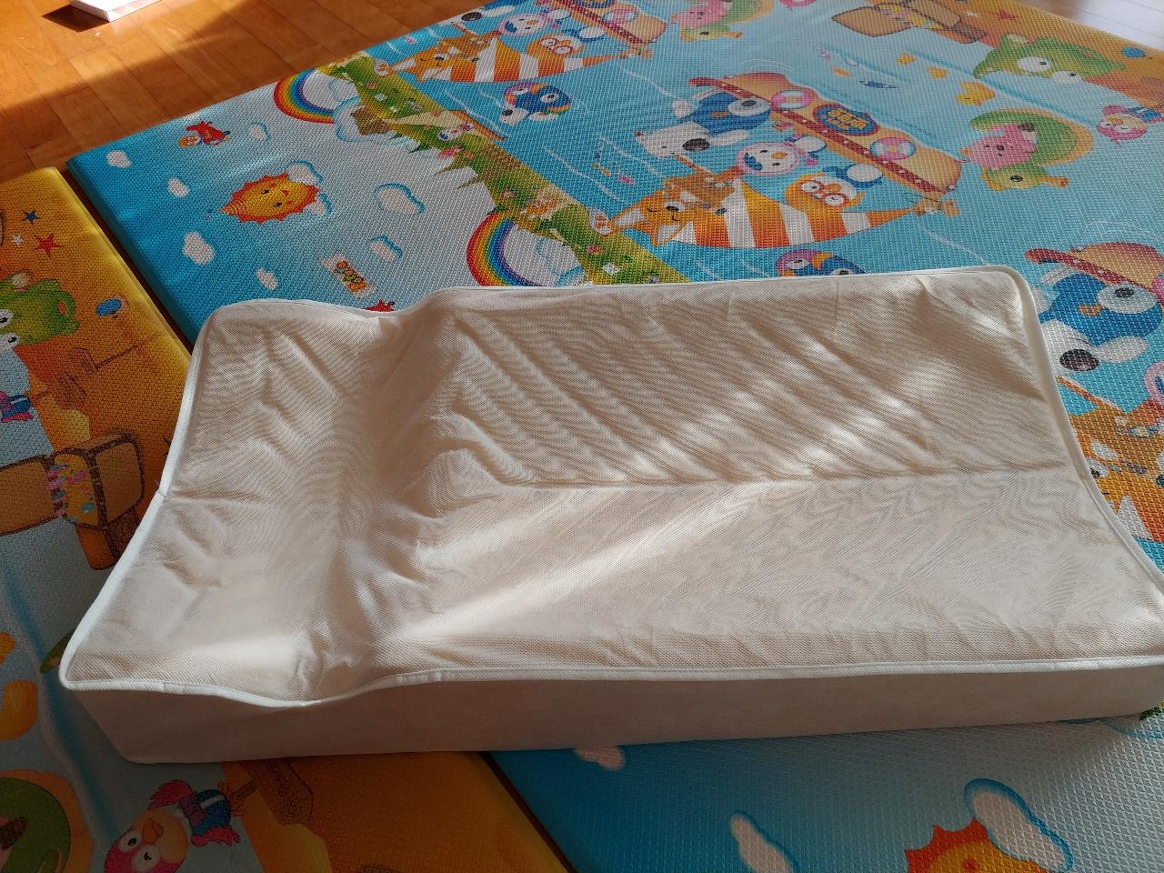 신생아간이침대 아기휴대용침대