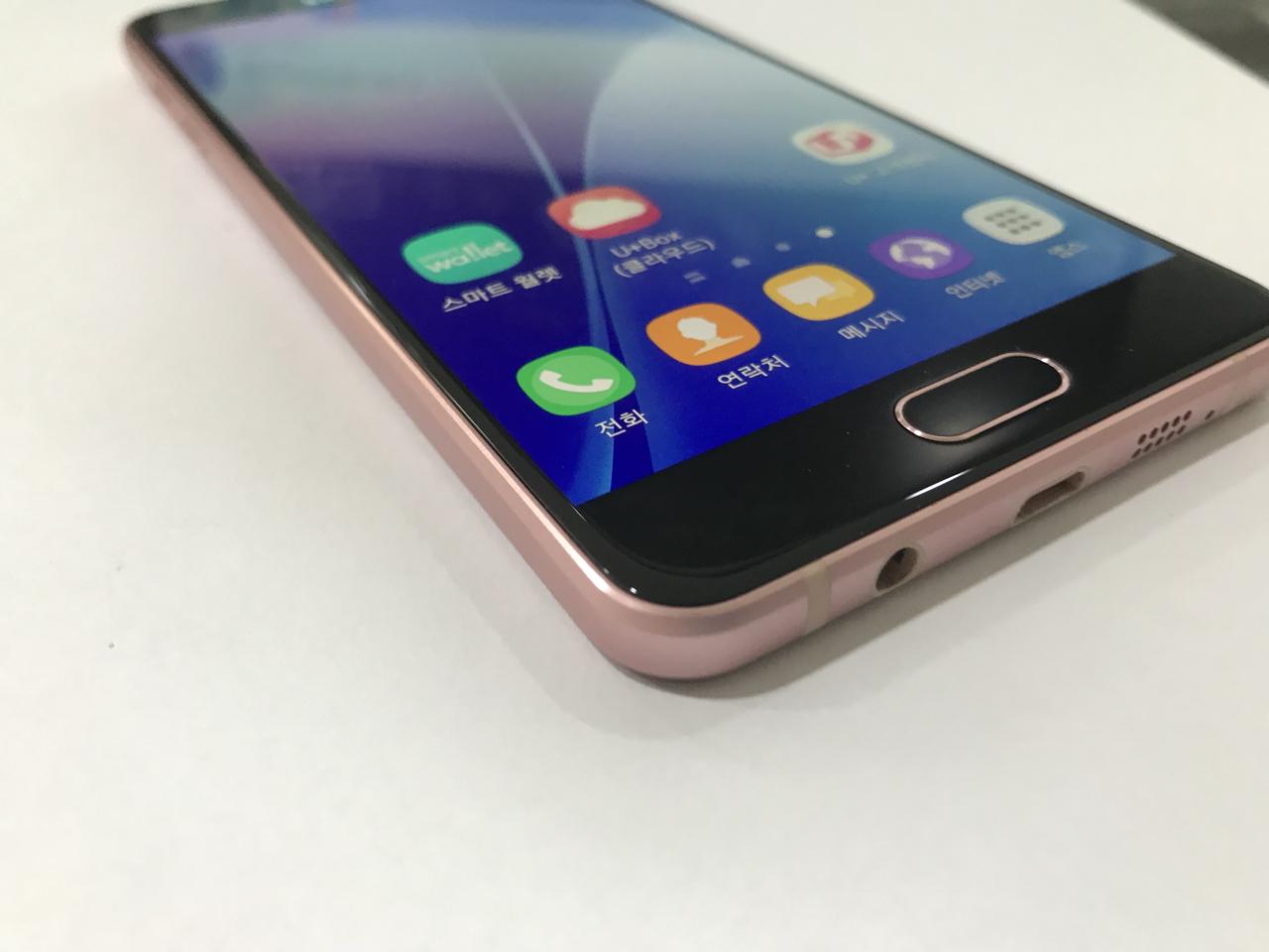 삼성A5 2016년형 핑크 16기가 외관S급 잔상없음