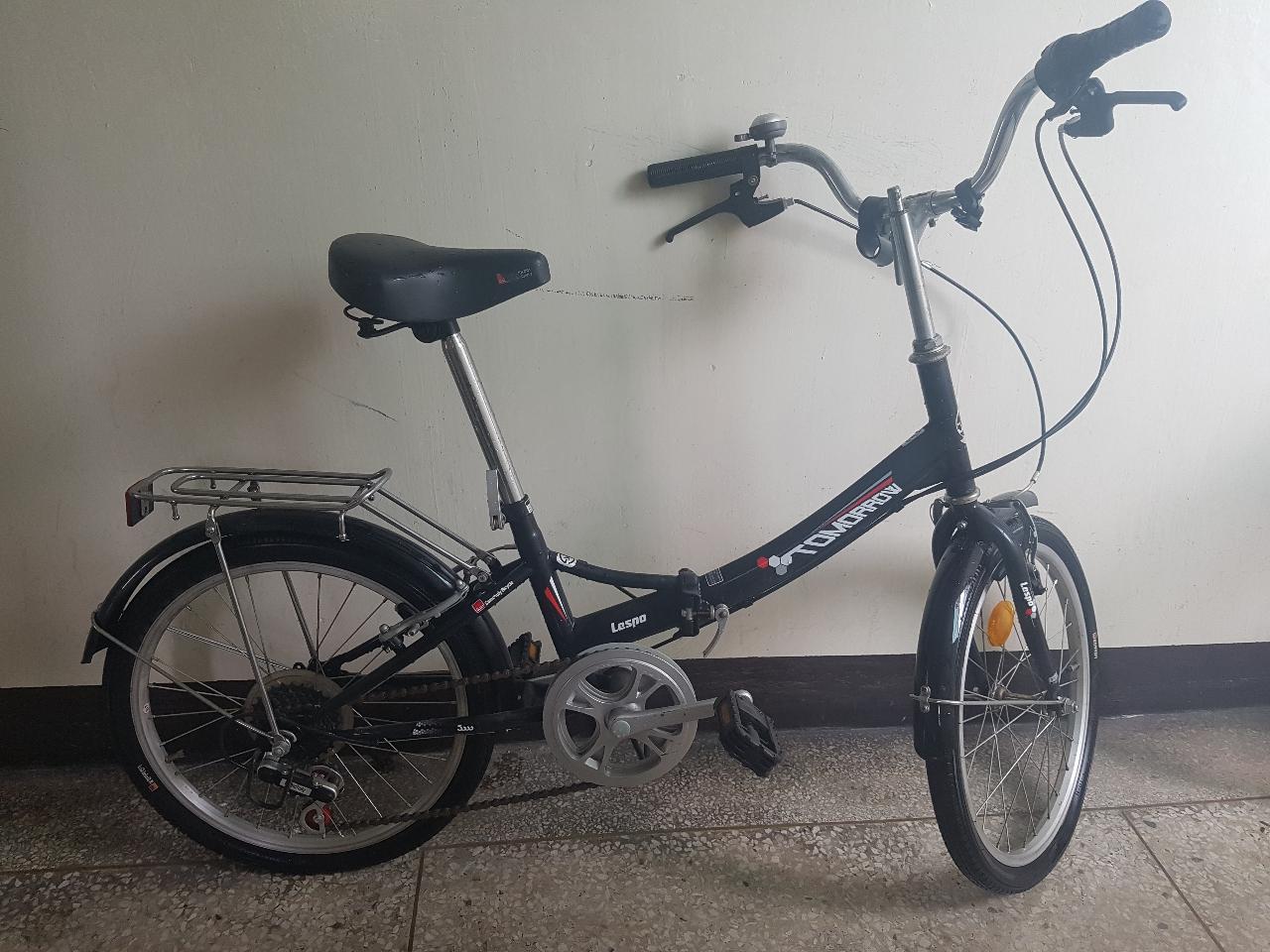 접이식자전거  어린이 성인 다 타도되요