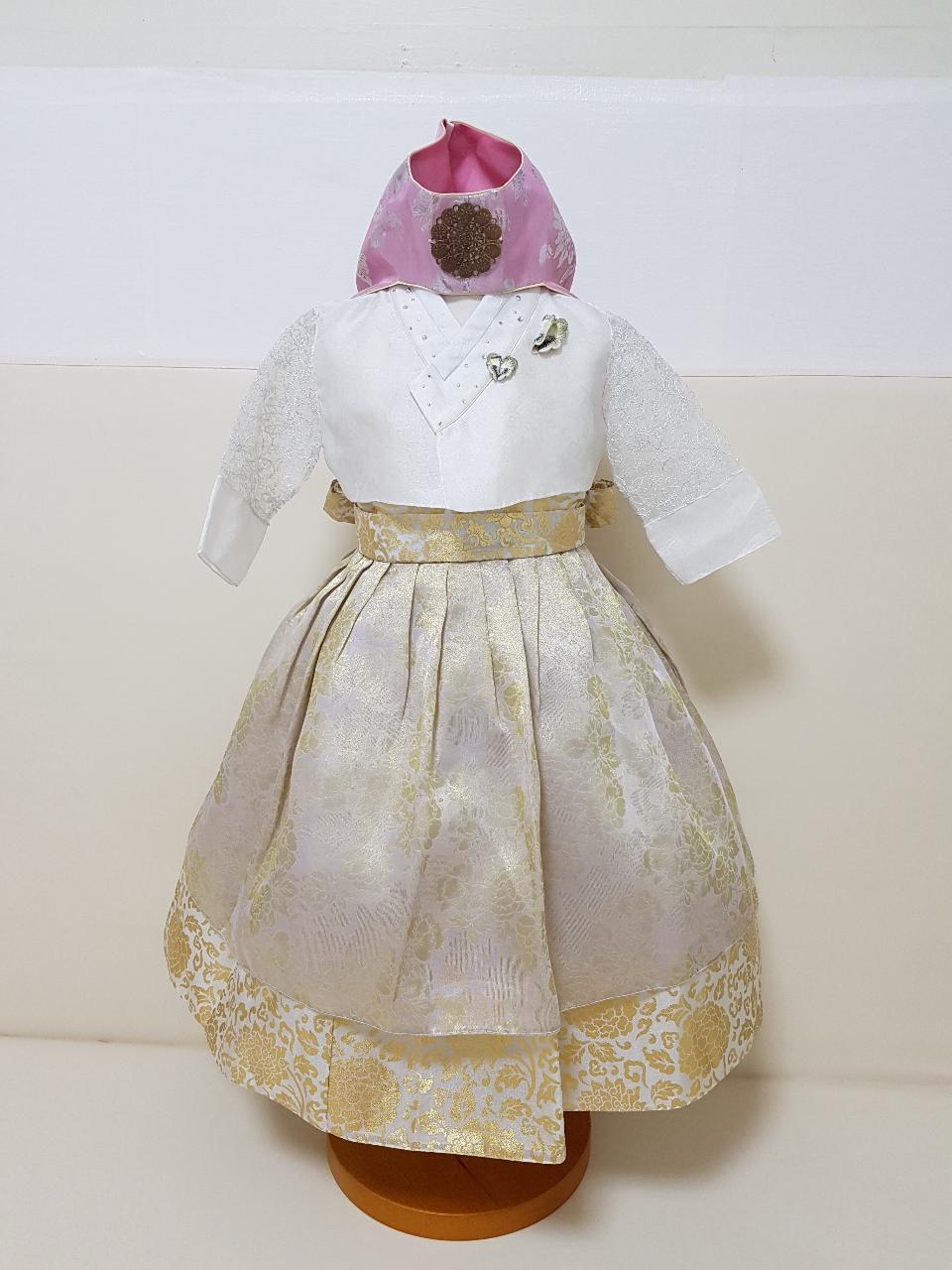 여아) 4.아기한복, 돌쟁이한복, 여아한복