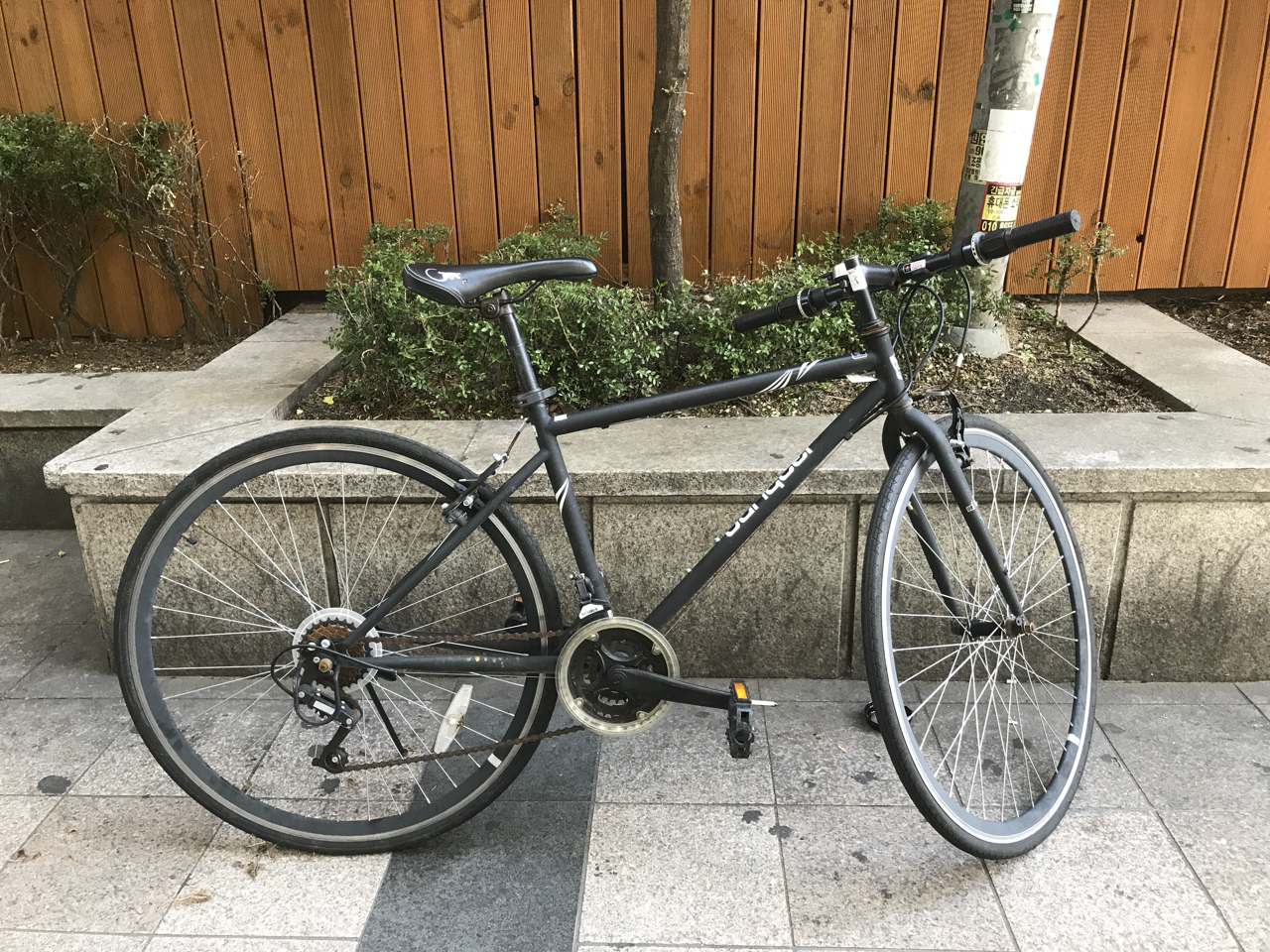 중고 자전거 판매합니다