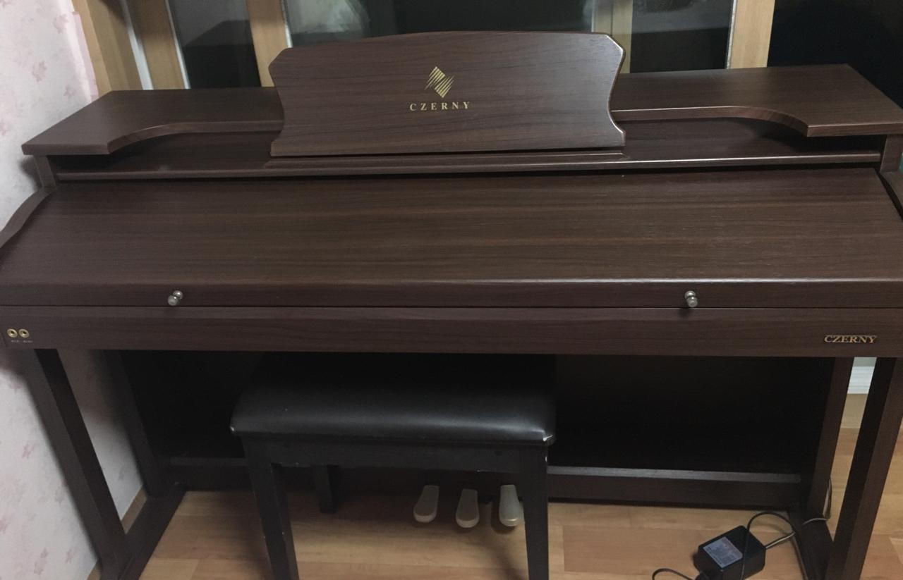 czerny 디지털 피아노 코즈 2007