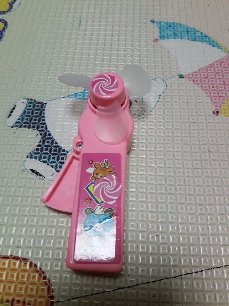 장난감)  미니 선풍기