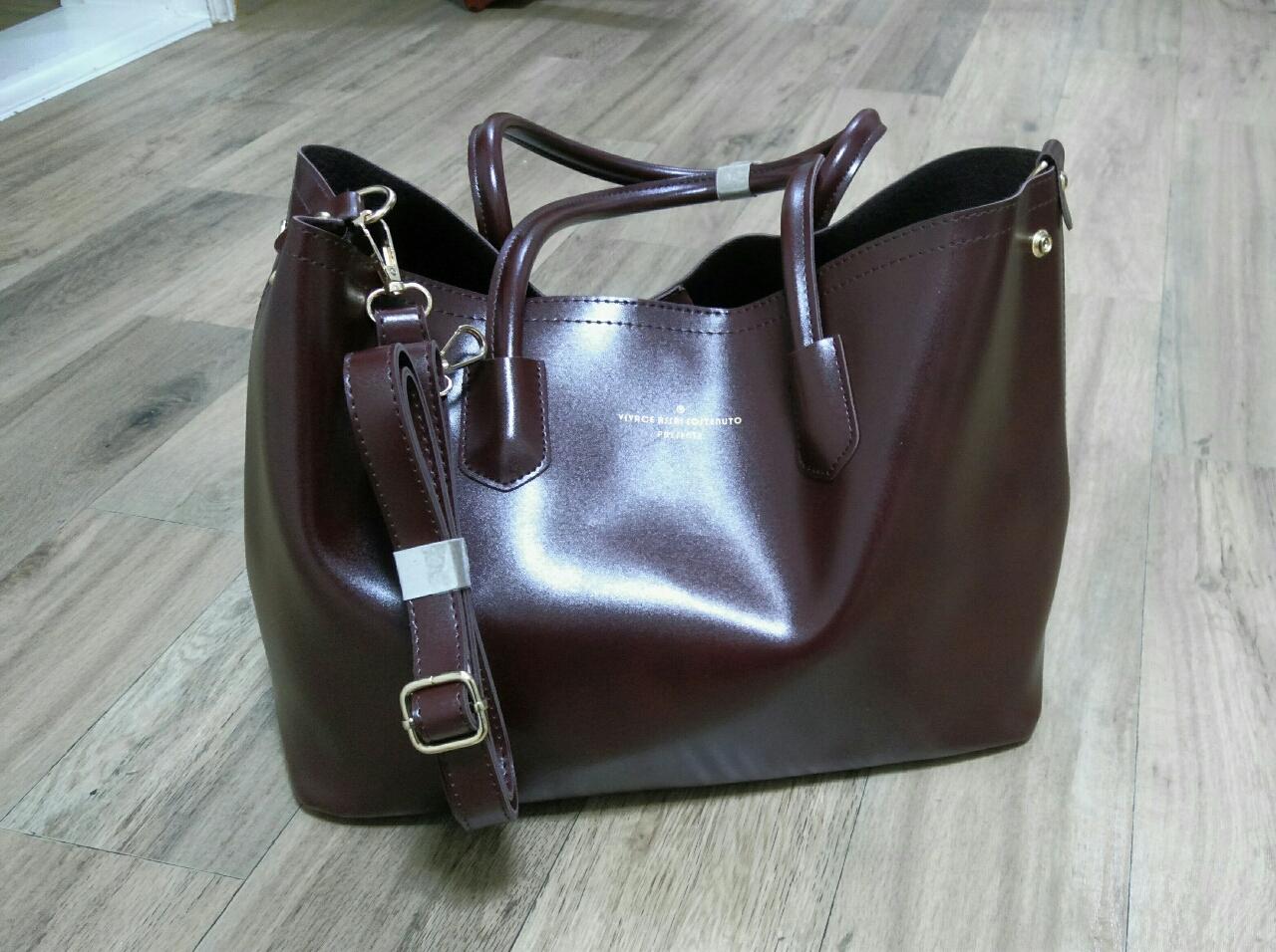 새제품...브라운색 가방..