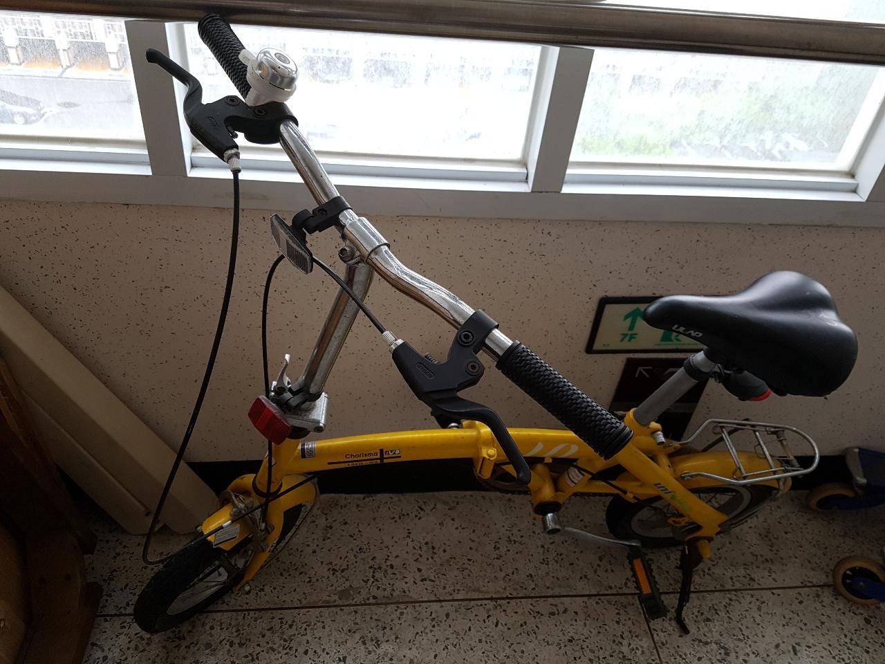 두발미니자전거 판매 해요~