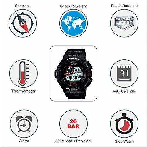 [가격내림] 카시오 지샥 시계(정품 새제품)-포장그대로 Casio G Shock Watch - G9300-1 시계
