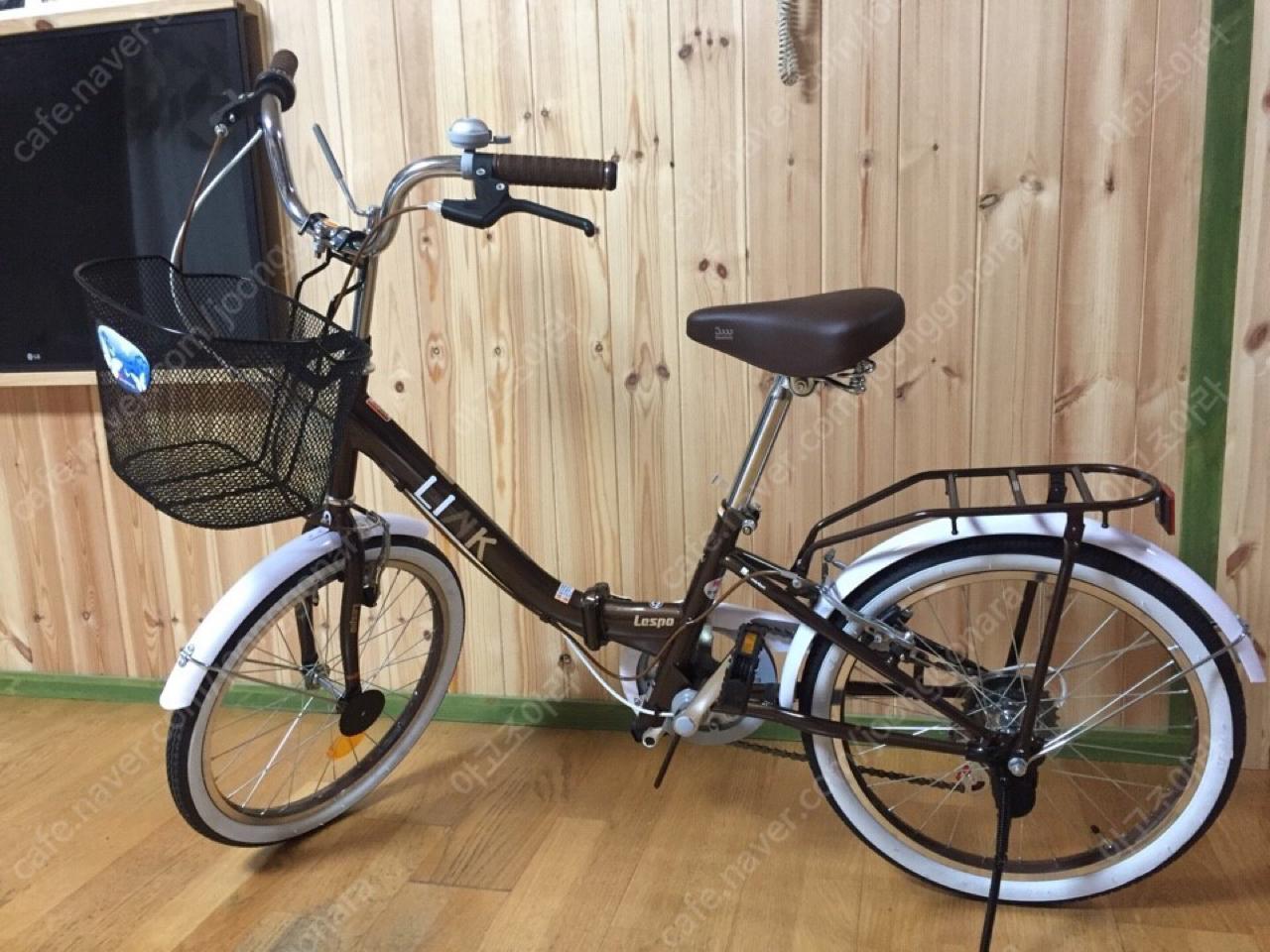 접이식 자전거 (폴딩자전거) 삼천리자전거 (~165cm 미만 키)
