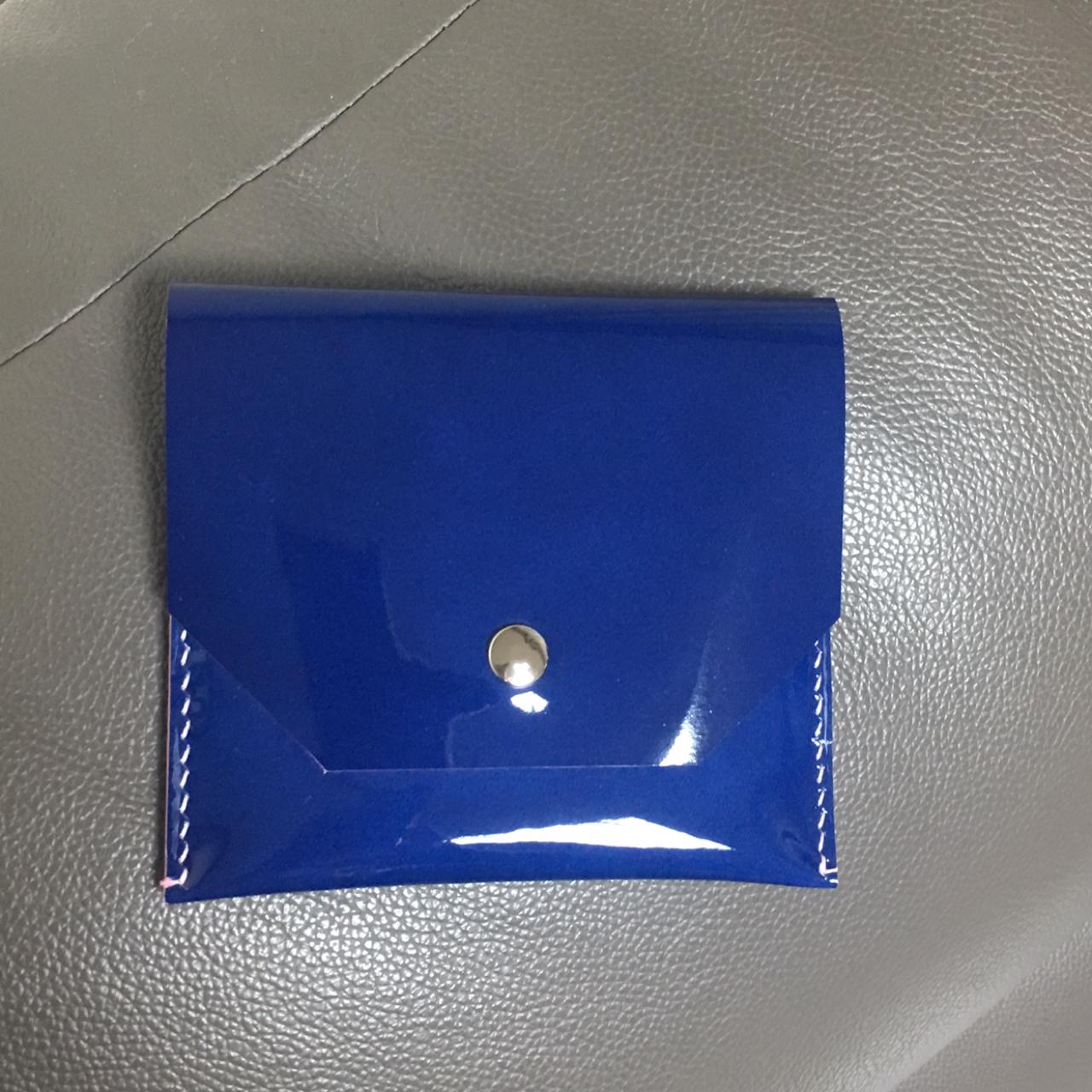 가죽공예 체험수업 : 카드 및 동전 겸용지갑