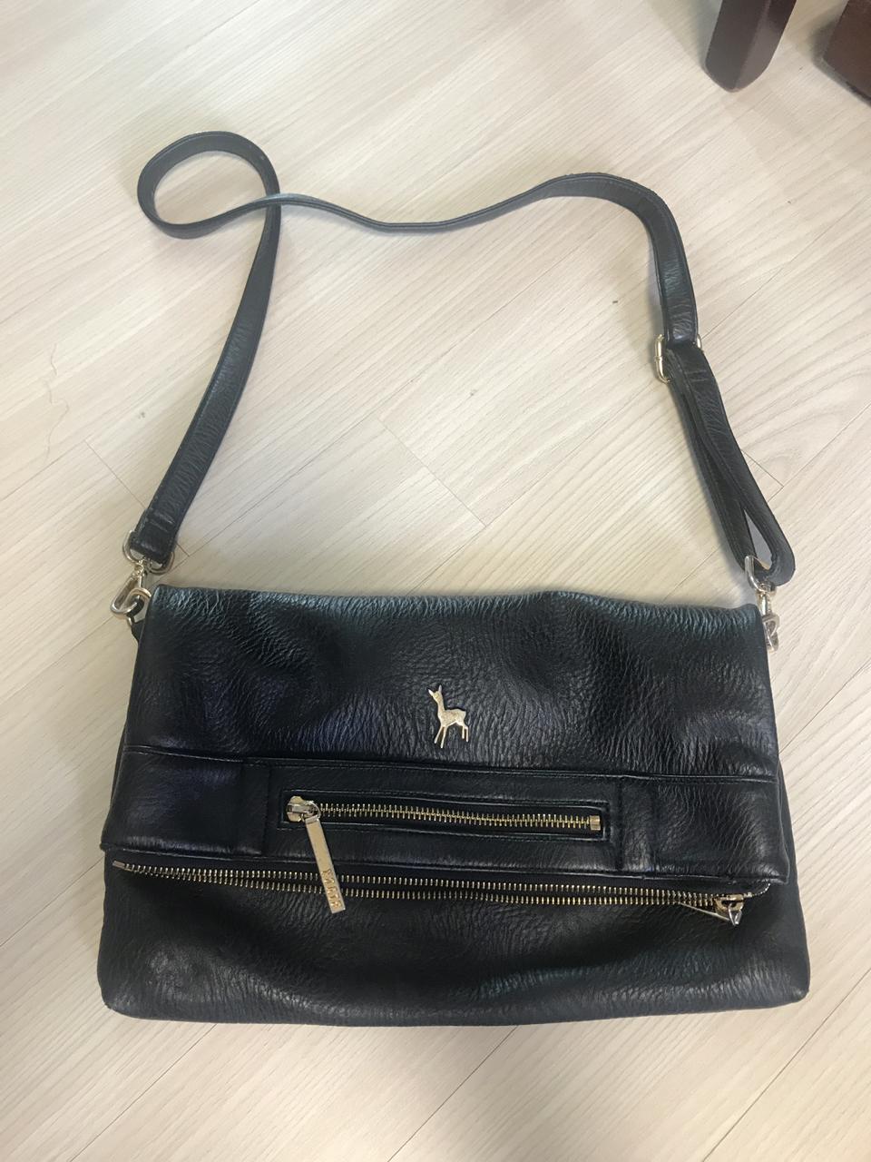 블랙마틴싯봉 가방