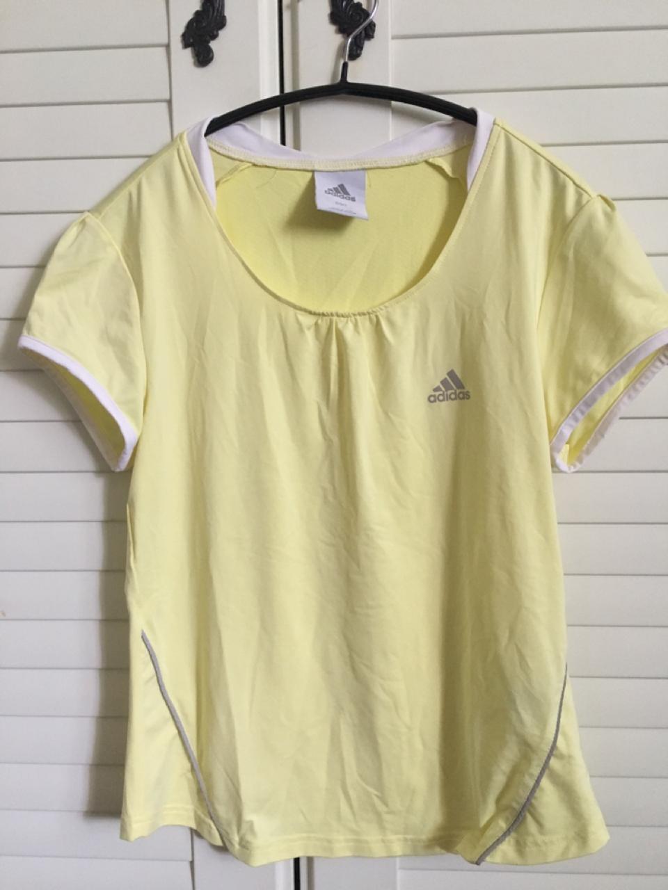 아디다스 기능성 티셔츠(90)