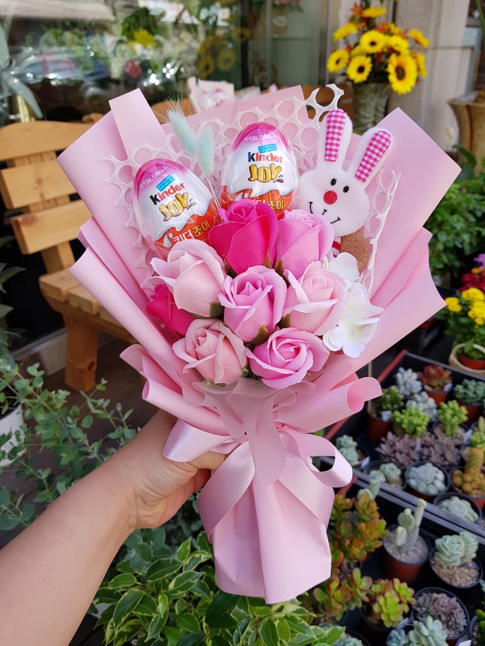 예쁜 꽃집입니다