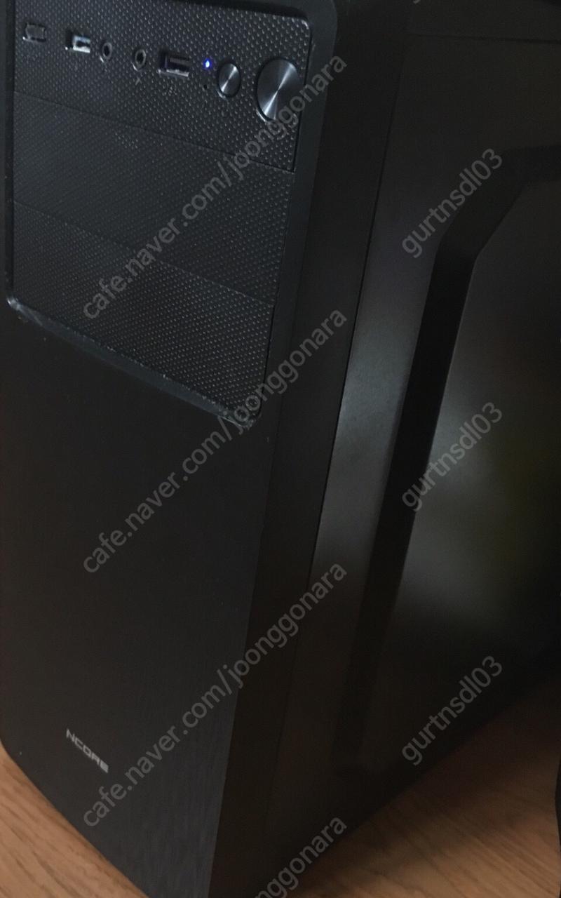 게이밍 라이젠2200G 본체 판매합니당