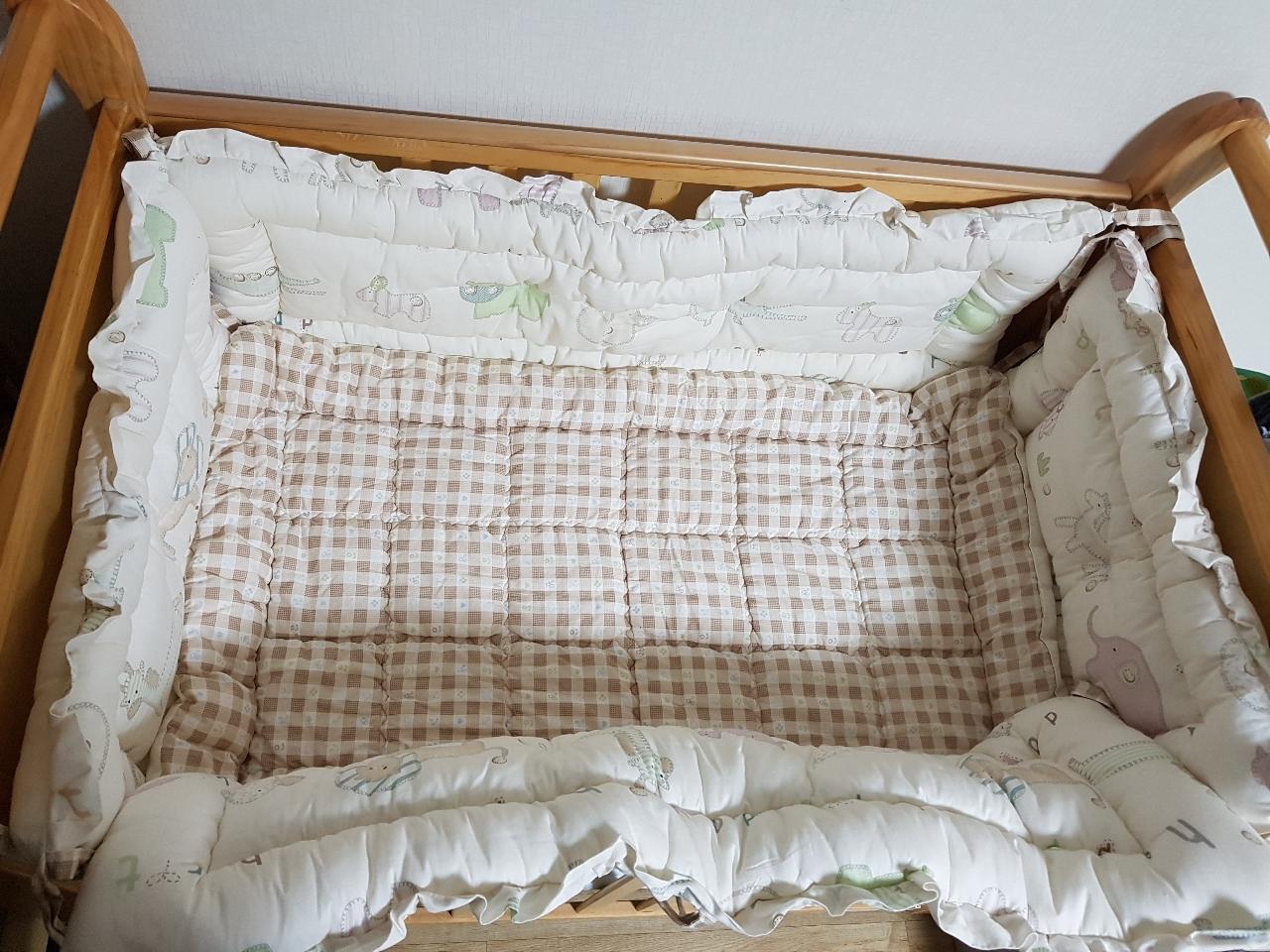보니 클래식  맞춤 침대범퍼