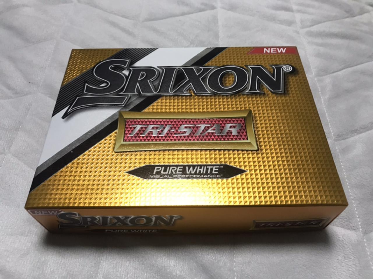 [SRIXON] 스릭슨 TRI-STAR