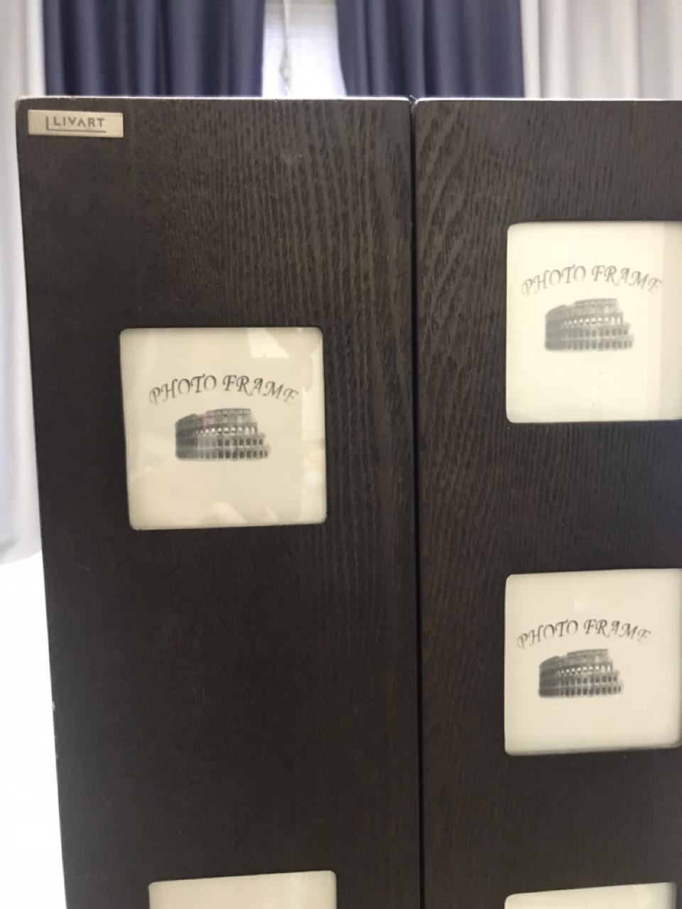 리바트 (LIVART) CD진열장 및 액자 인테리어장