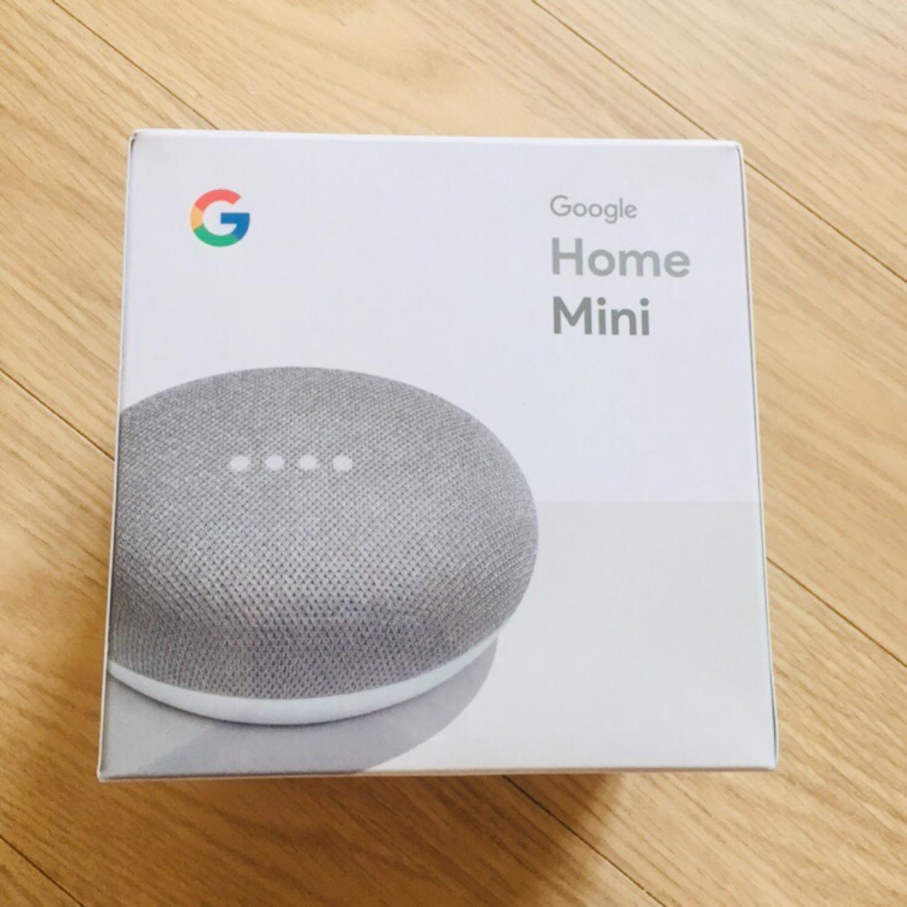 구글 홈미니