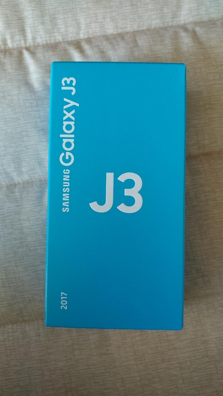 갤럭시 J3(자급제/골드) 미개봉 새상품