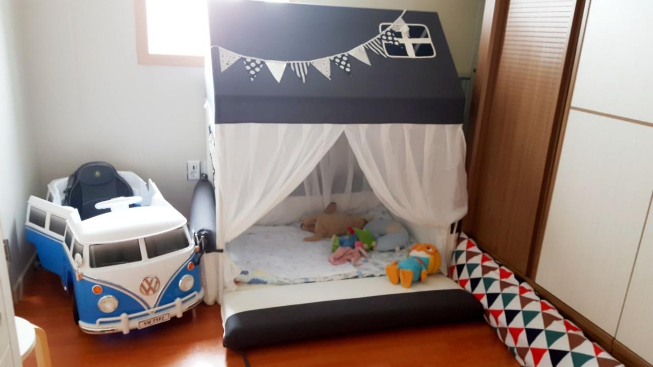 아이 침대 범퍼침대 코지스토리침대