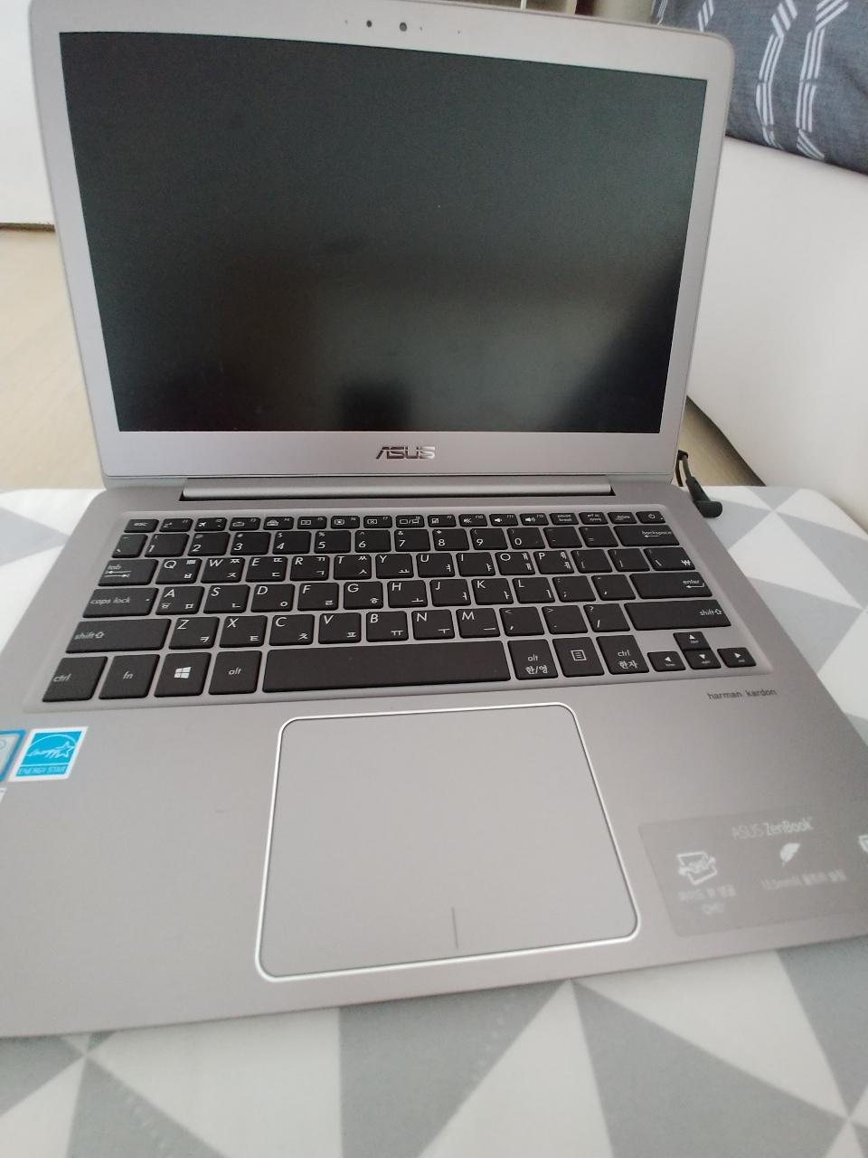 아수스 8세대 노트북