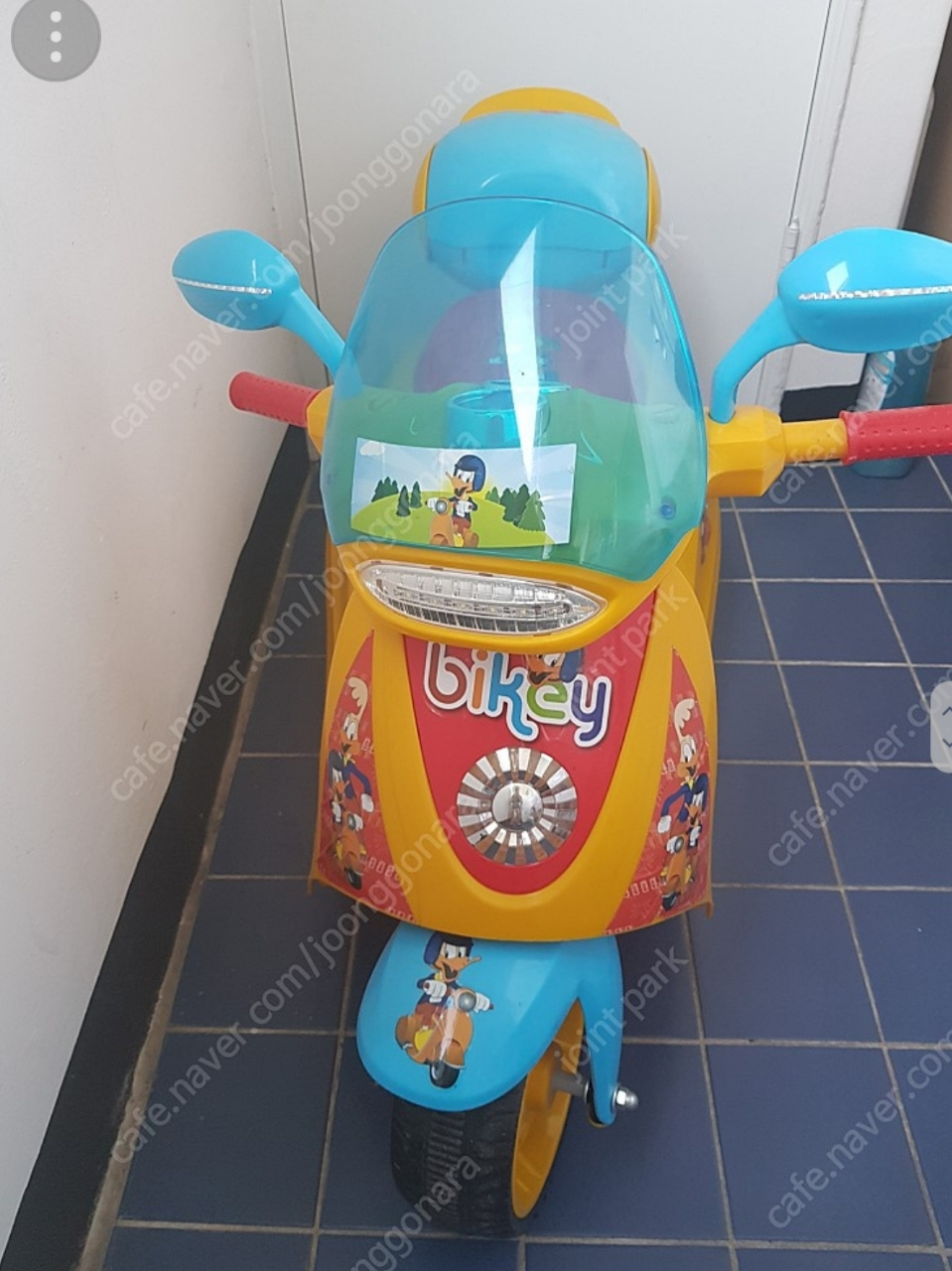 충전식 유아동 오토바이