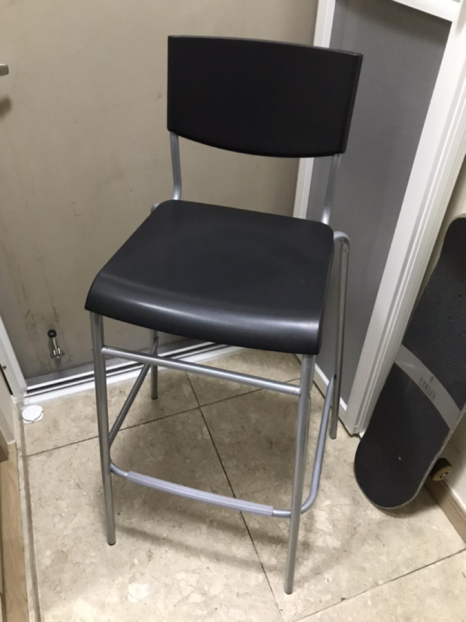 이케아 STIG 바의자