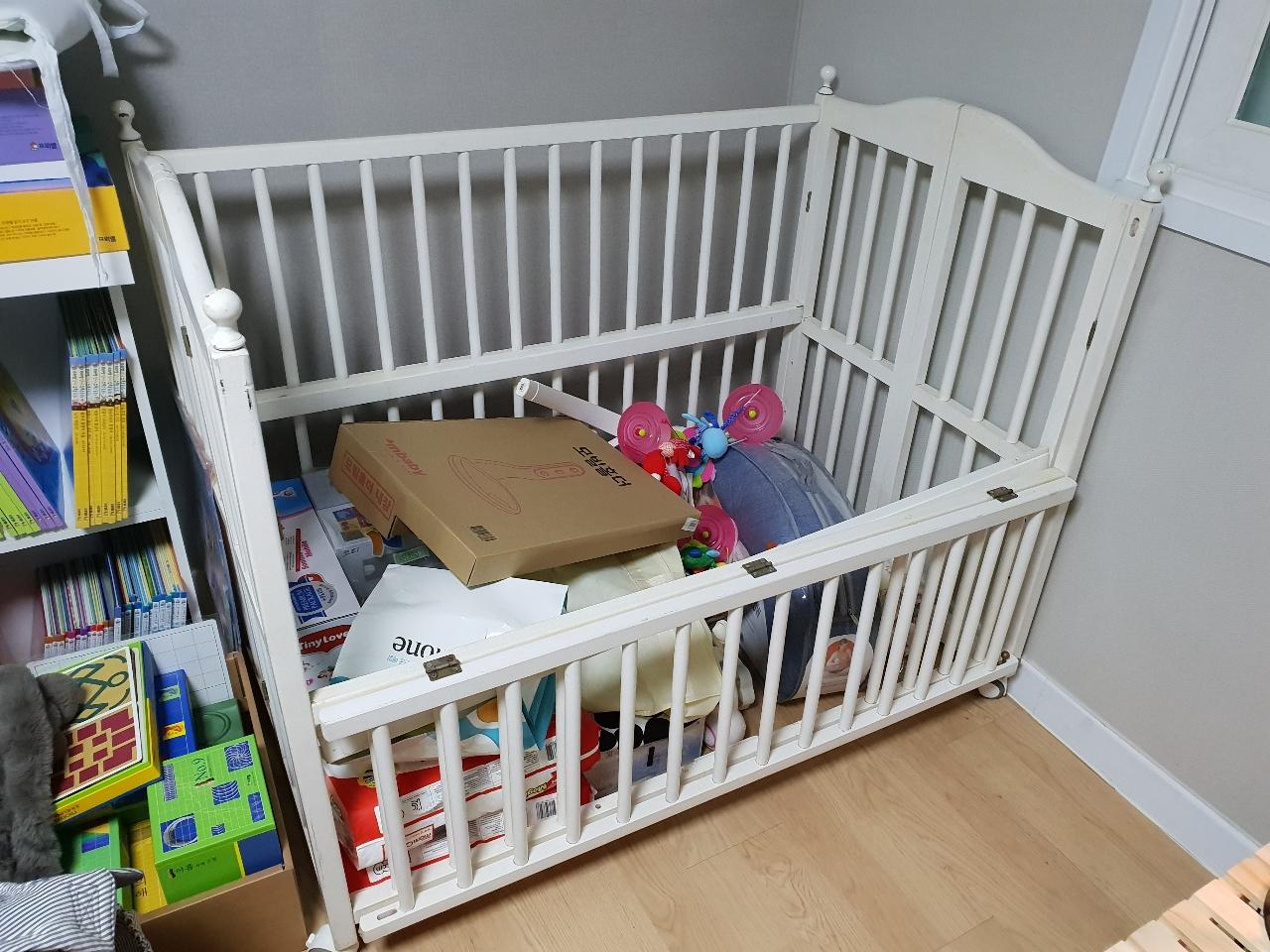 아기침대 무료드림해용