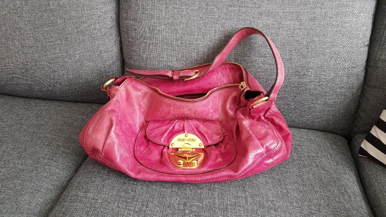 (명품가방) 미우미우 가방, 데일리백