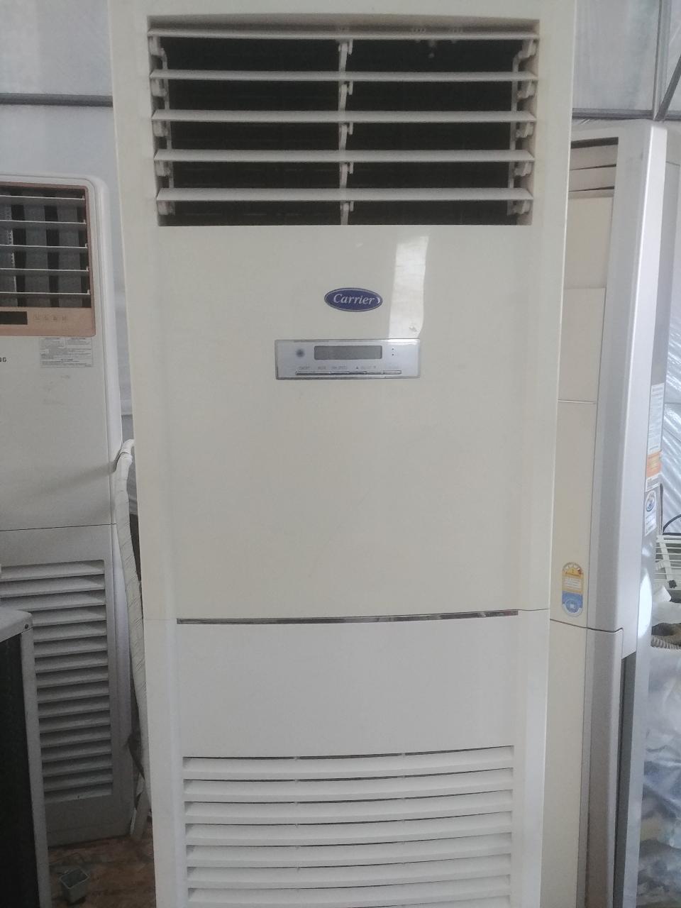 캐리어 40평 인버터 냉난방기 판매
