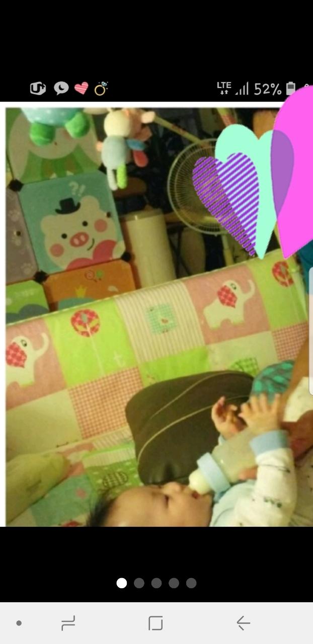 범퍼침대, 아기침대
