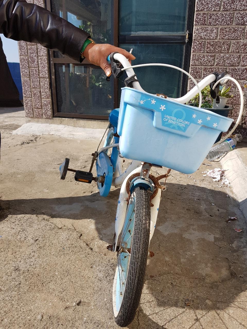 유아용 자전거팔아요