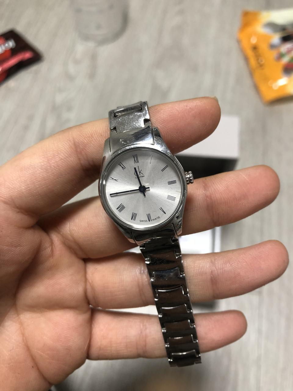 켈빈클라인 손목시계